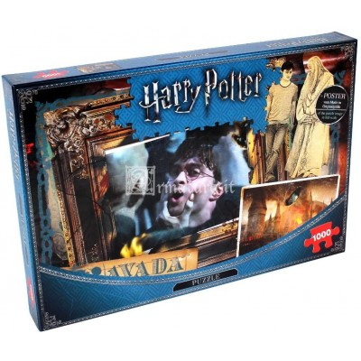 Puzzle Harry Potter Winning Moves 11163