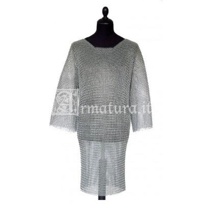 Cotta di maglia chiara