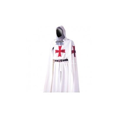 Mantello e Tunica Cavaliere Templare