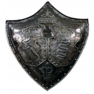 Trofeo in ferro da muro inciso 01