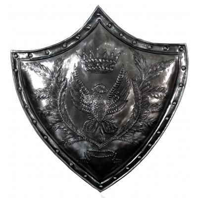 Trofeo in ferro da muro inciso 02