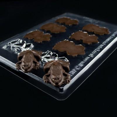 Stampo per Cioccorane + 8 scatole fai da te