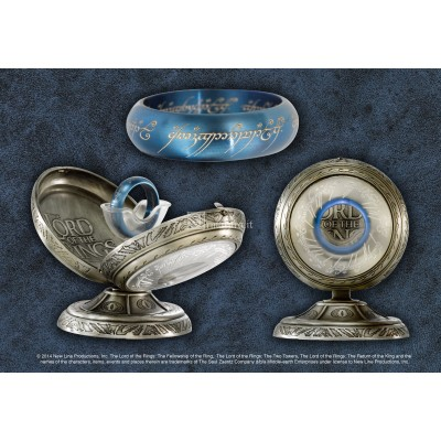 Unico Anello acciaio color blu NN1297