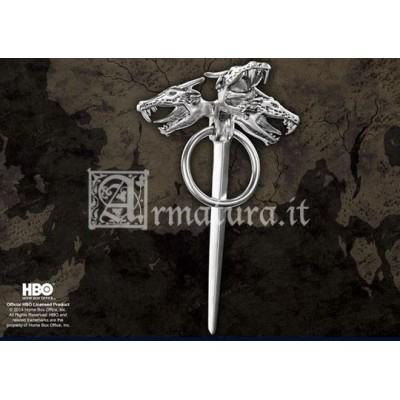 Spilla 3 Draghi Daenerys NN0040