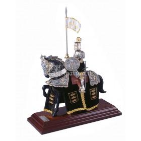 Miniatura cavaliere a cavallo Marto 918.8
