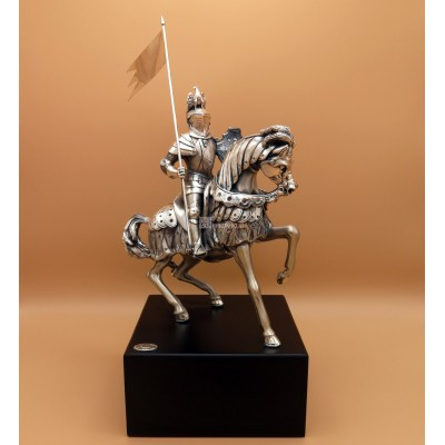 Miniatura cavaliere a cavallo Krisa