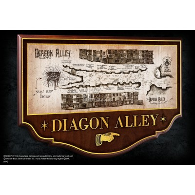 Targa Diagon Alley NN7058