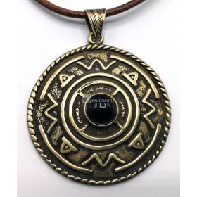 Collana Re Theoden in Argento 925 - Signore degli Anelli