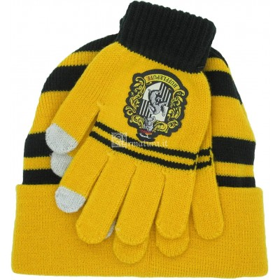 Set guanti e cuffia Tassorosso