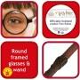 Harry Potter bacchetta magica ed occhiali