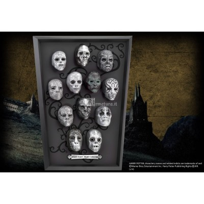 Collezzione mini maschere Mangiamorte NN7396