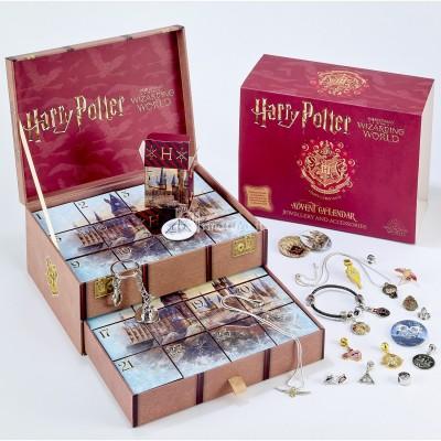 Calendario dell'avvento 2021 con Box Gioielli Harry Potter EHPA0185