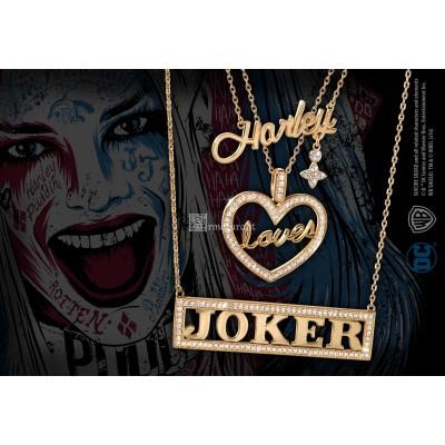 """Set di collane """"Harley loves Joker"""" NN4060"""
