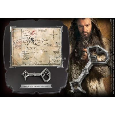 Quadro Mappa e Chiave di Thorin NN1212