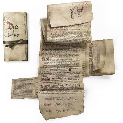 Il contratto di Bilbo Baggins NN1295