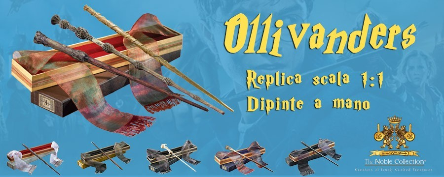 Bacchette Ollivanders