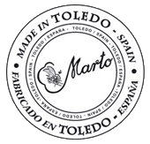 Marto produttore spade di Toledo